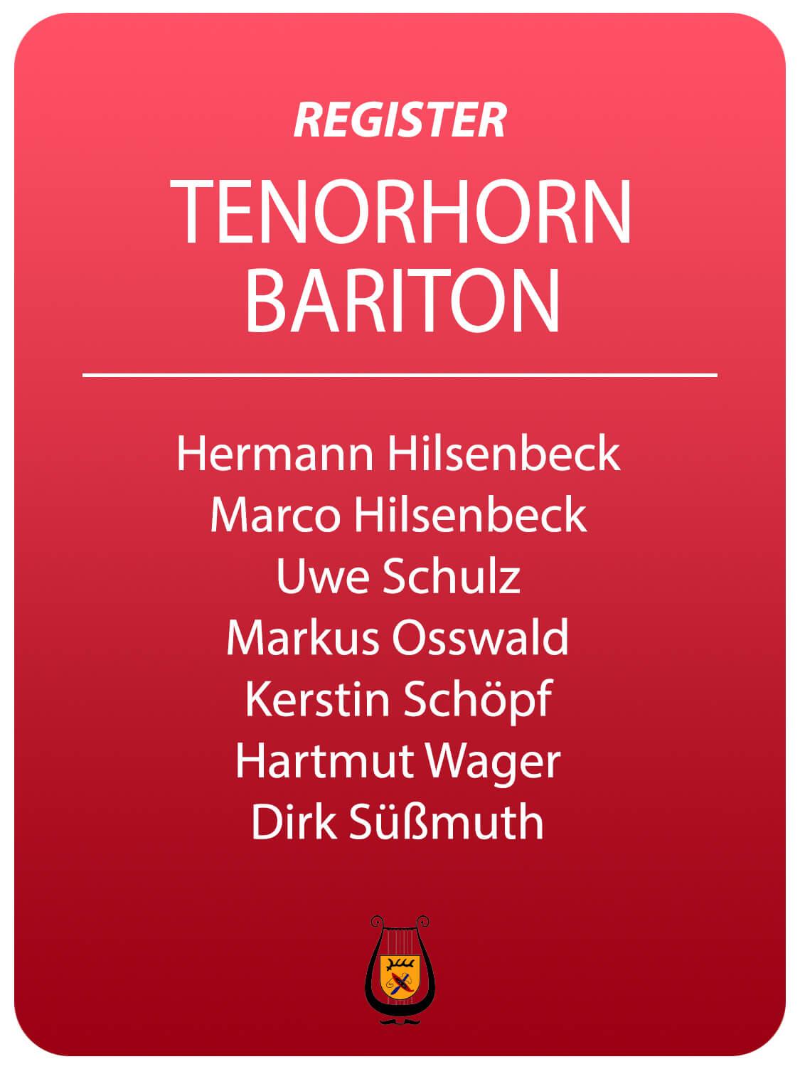 Bariton Tenorhorn