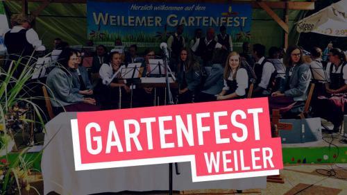Weilemer Gartenfest